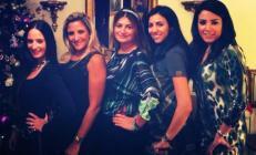 Claudia Maroun, Joyce Ablan Lopez, Nathalie Nercessian, Cynthia Abou Ja oude, Elle Fersan