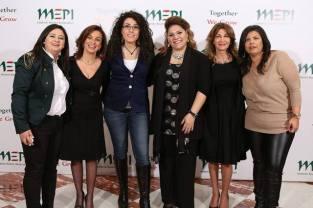 Elle Fersan, Josephine Zgheib, Roula Sawan, Randa Yassir, Paula Abdel Hak, Chada Dabliz